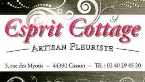 Esprit Cottage - Fleuriste à Casson
