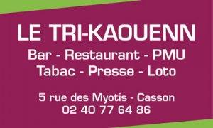 Le Tri-Kaouenn - Bar, restaurant, PMU, tabac, presse